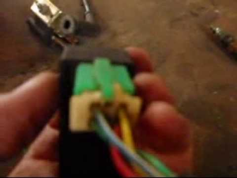 how to wire pit bike youtube