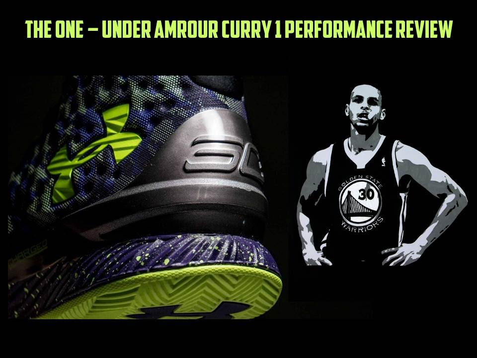 7c2695fac1e3 Under Armour Curry 1 Performance Review - Weartesters - Duke4005 - YouTube