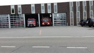 Uitruk brandweer ommen