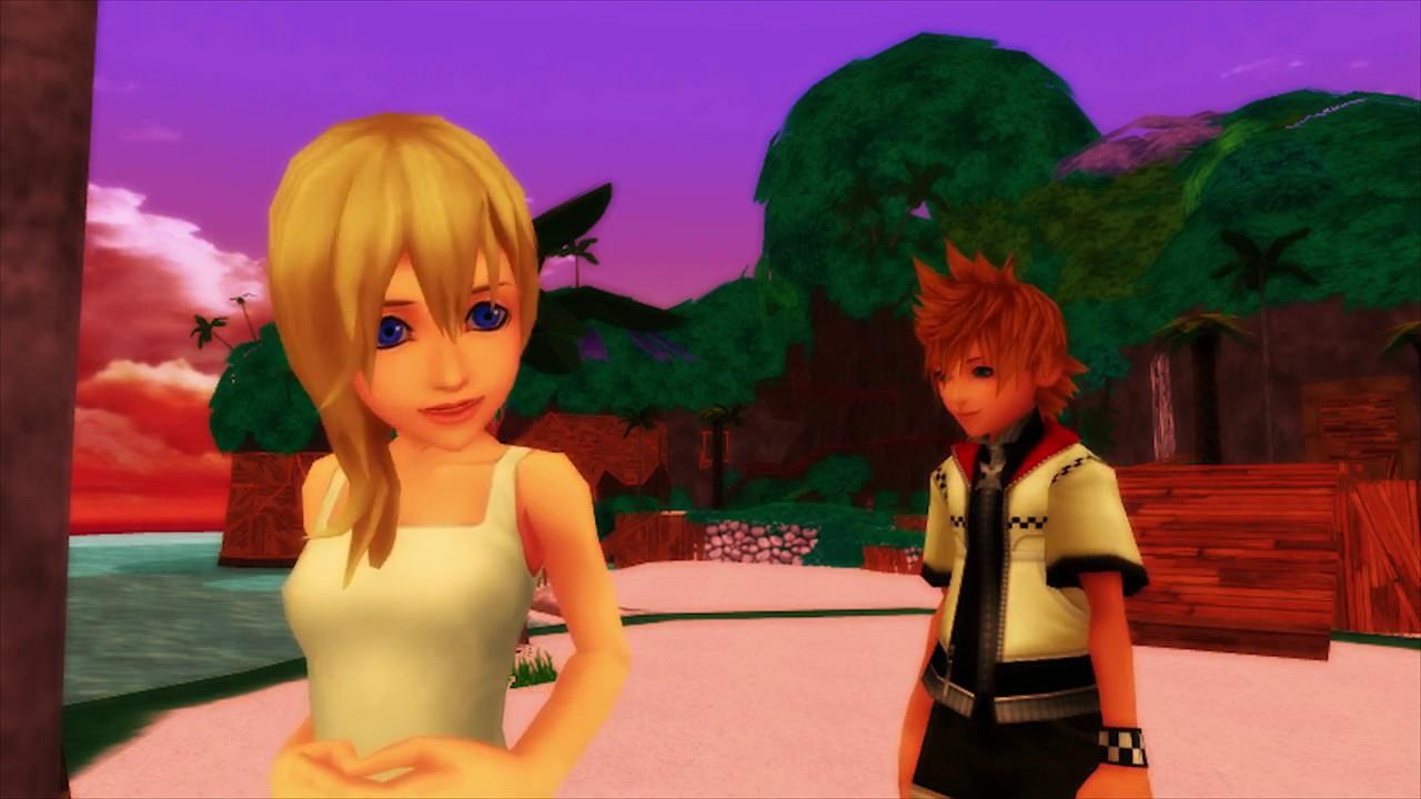 Kingdom Hearts 358/2 Days - Roxas deja la Organización