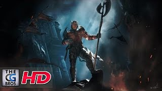 CGI Animated Shorts : 'Dante's Redemption - Official Fan Fiction Short' - by Tal Peleg