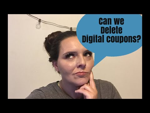 Deleting Dollar General Digital Coupons