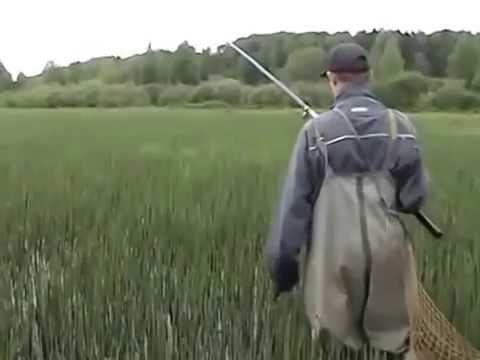 способы рыбалки без снастей
