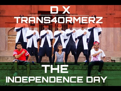 D X TRANS4ORMERZ II THE INDEPENDENCE DAY II