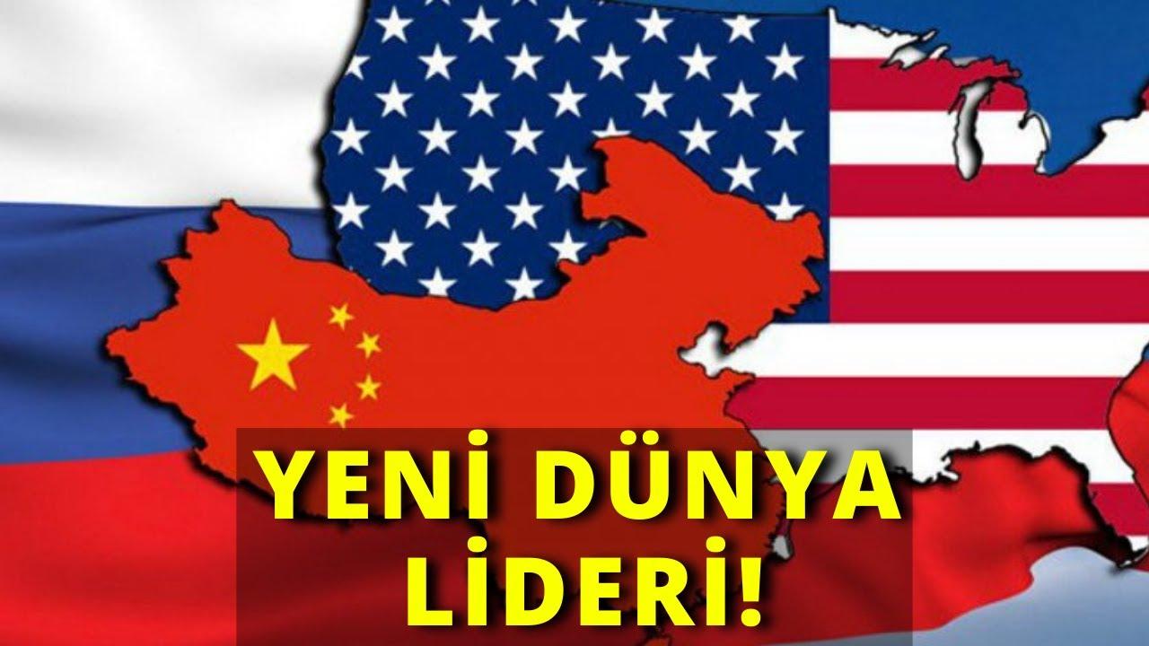 RUSYA VE ABD'YE KAFA TUTAN ÇİN'İN YENİ TEKNOLOJİ 3 SİLAHI...!