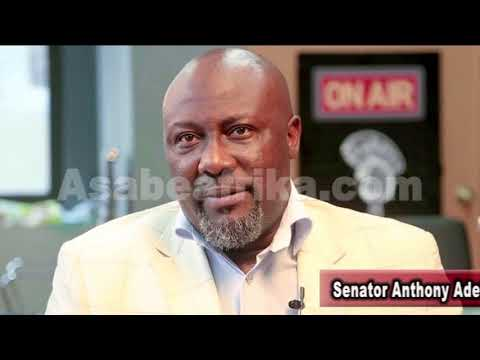 How Corrupt Nigerians built estates in Cotonou - Sen. Anthony Adefuye