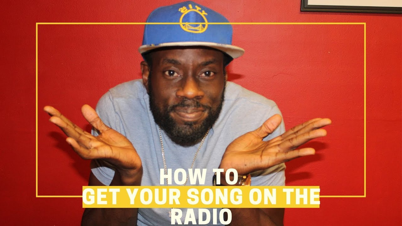 How to get on Radio #Radioplay