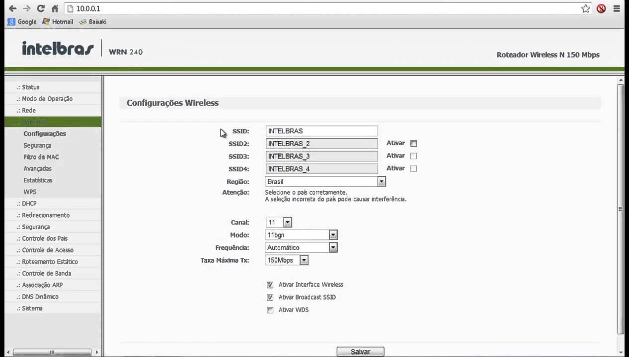 manual roteador intelbras wrg 240