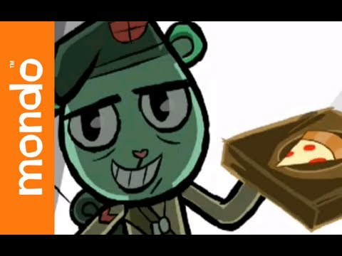 Happy Tree Friends  KaPow! Operation Tiger Bomb