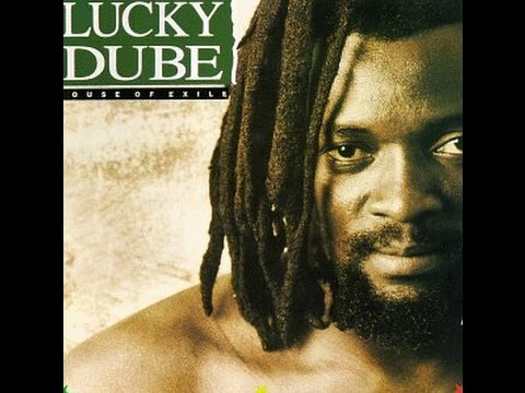 LUCKY DUBE - Crazy World (House of Exile)