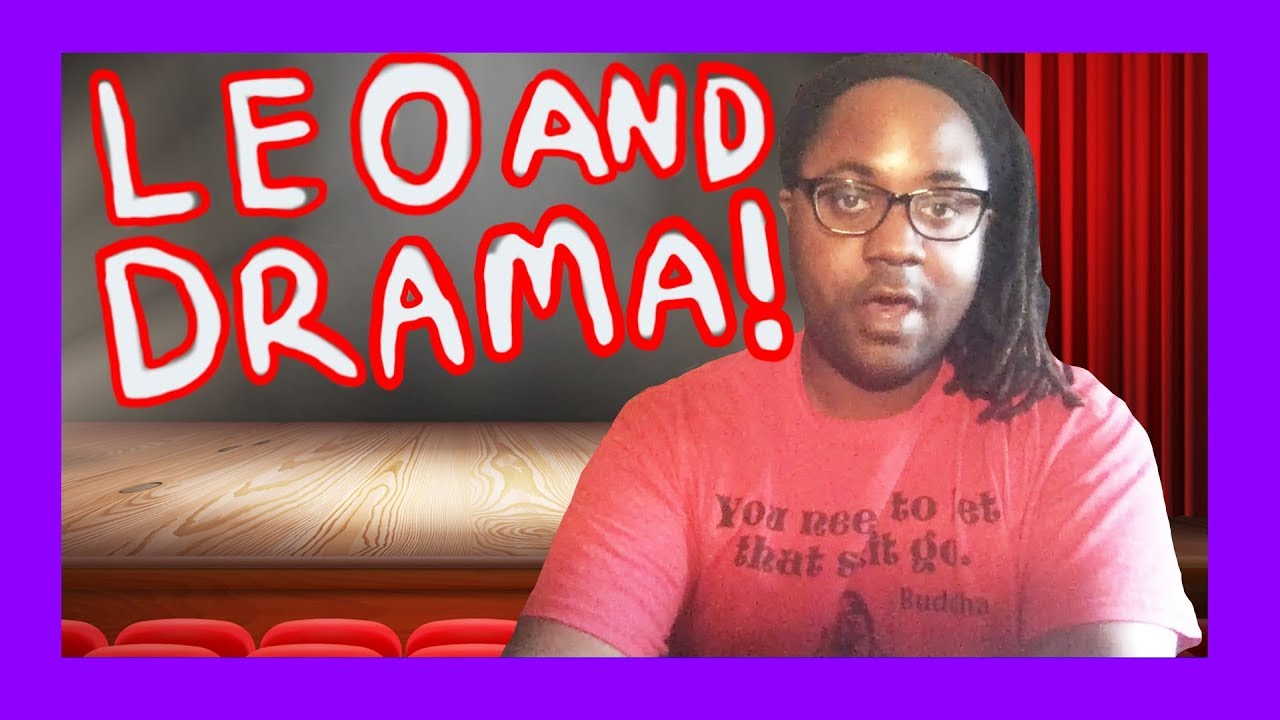 Leo And Drama In Relationships [Leo Man and Leo Woman] [Lamarr Townsend  Tarot]