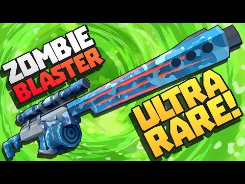 THE OVERPOWERED *ULTRA RARE* ZOMBIE BLASTER! || Undead Development VR HTC Vive Pro Gameplay