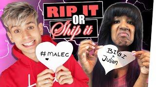 RIP IT OR SHIP IT 2 - ft. Myriam McFly | Kostas Kind
