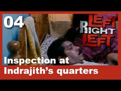 Left Right Left Clip 4 | Inspection At Indrajith's Quarters