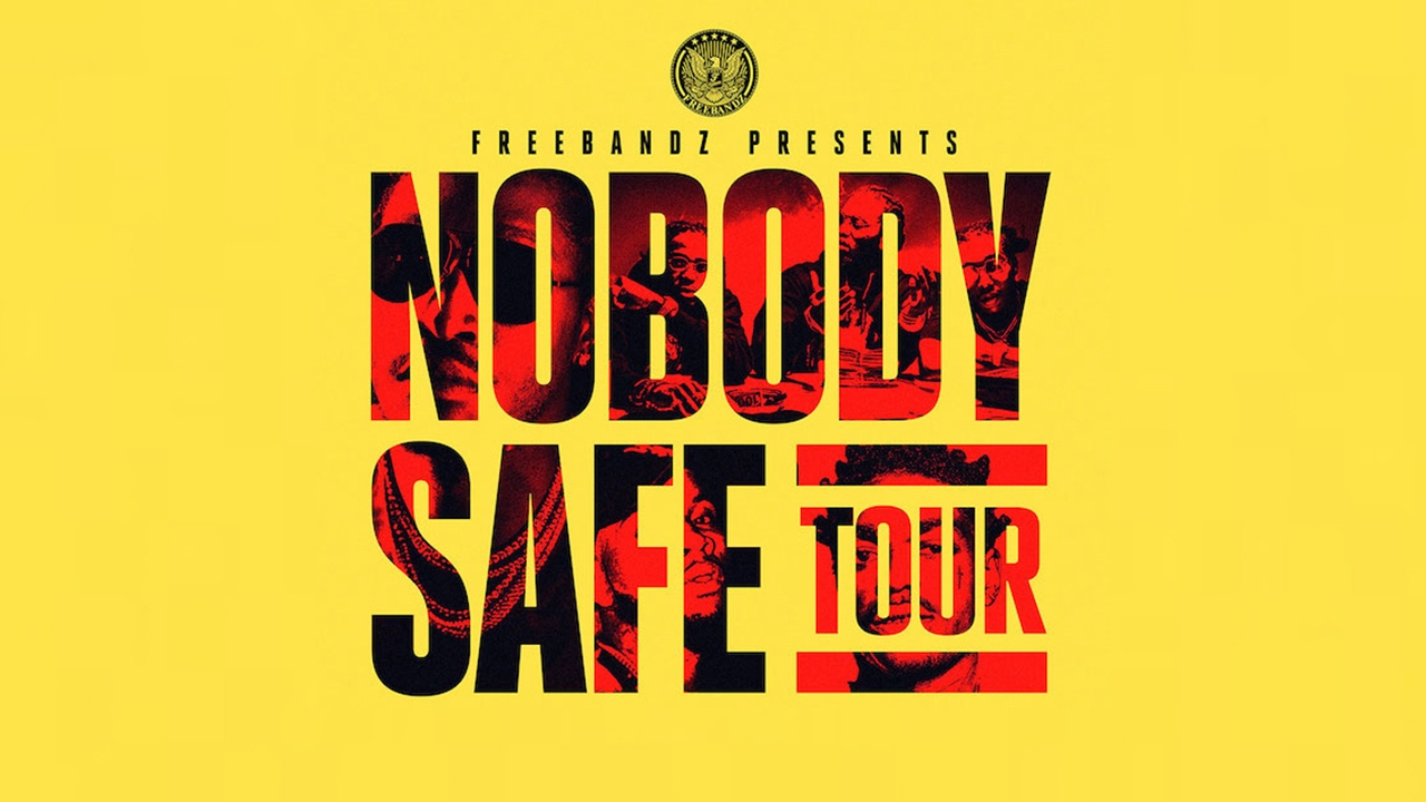 Nobody Safe Tour Setlit