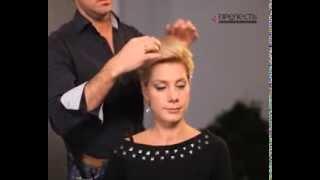 Советы всем: как быстро и красиво уложить короткие волосы(Полезные советы всем на каждый день читай на http://sovety-vsem.ru/, 2013-11-03T13:47:28.000Z)