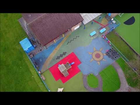 DJI Mavic Pro Footage | Play Area Cleaning Manchester