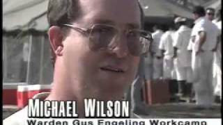 Robert Riggs Reports Texas Prison Inmates Clear Peat Bog August 1994