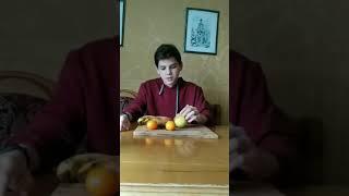 Делаем фруктовый салат на урок английского языка