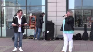 Серхио Рудаков и Альбина - Не со мной(  Cher & Eros Romazotti – Piu Che Poi  cover)