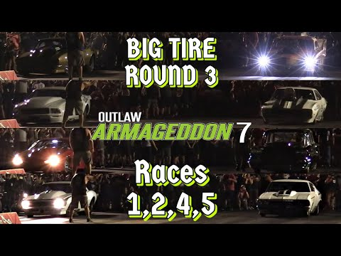 Download Outlaw Armageddon 7 - Big Tire: Round 3, Races 1, 2, 4 & 5