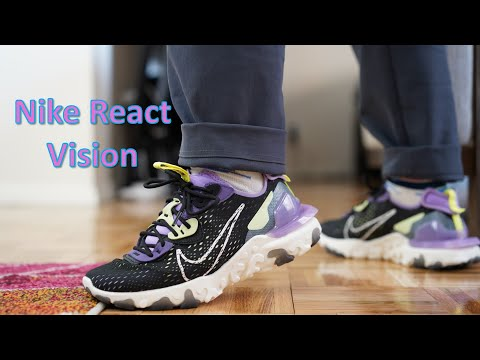 nike react vision nere
