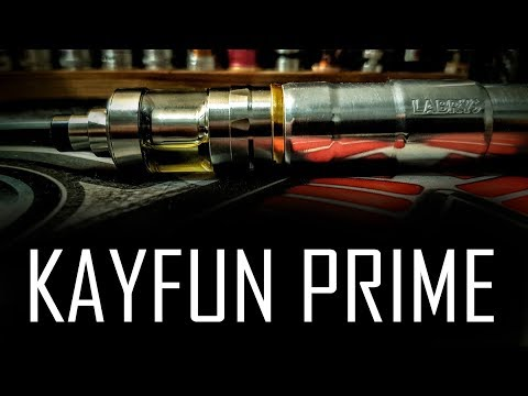 Kayfun Prime by SvoeMesto - MTL at its best :-)