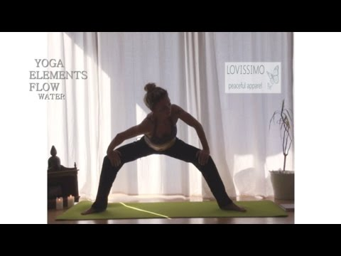 Yoga Elements 2 - Wasser - mit Dani