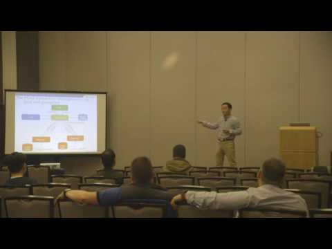How Tencent uses Postgres XC for their high volume WeChat payment system  Jasonys Li mp4