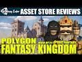 Unity Asset Reviews - Synty Studios Polygon Fantasy Kingdom
