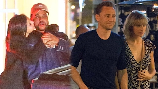 Are Selena Gomez & The Weeknd Pulling A Hiddleswift?