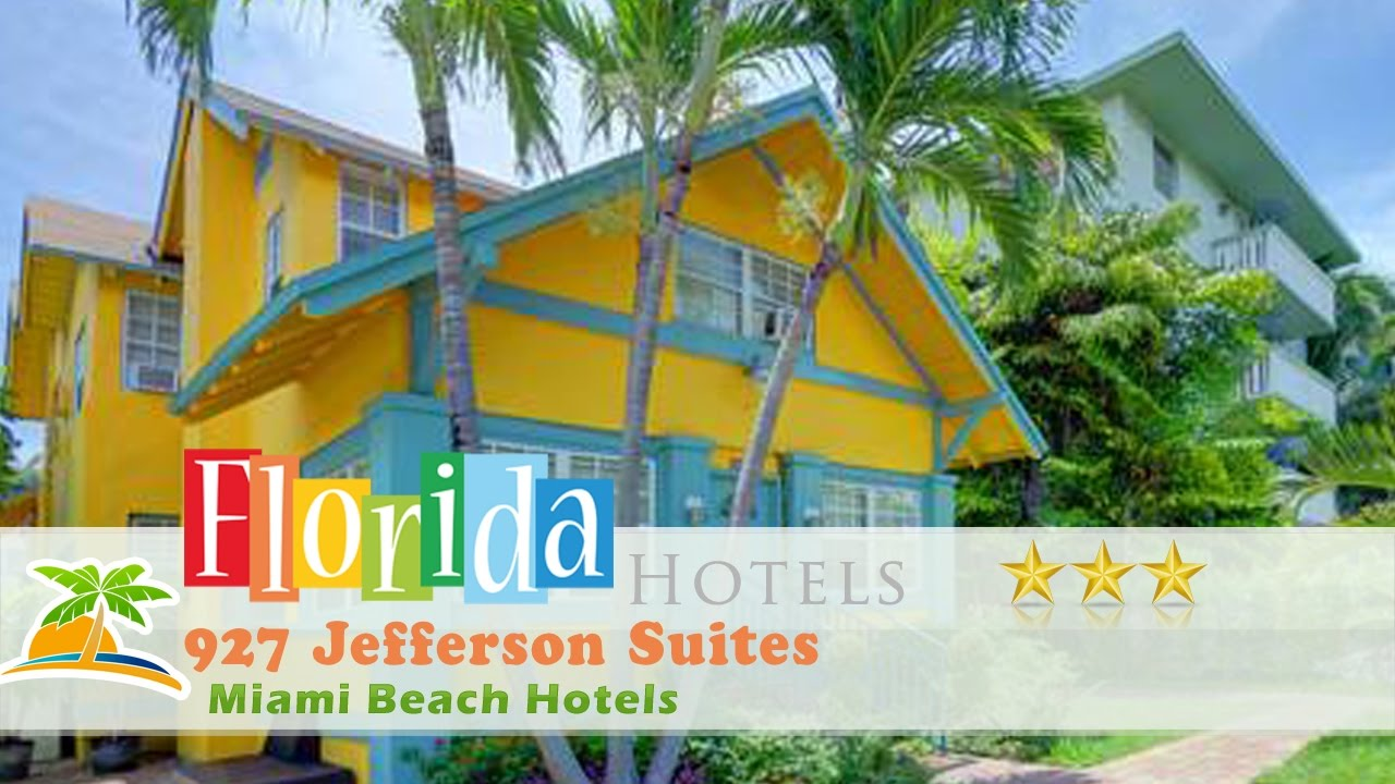 927 Jefferson Suites Miami Beach Hotels Florida