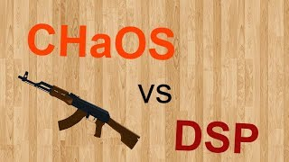 CHaOS vs DSP | Roblox Competitive Phantom Forces