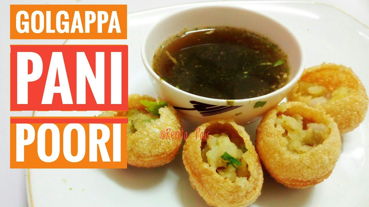 Golgappa pani poori indian street foodcooking without fire youtube golgappa pani poori indian street foodcooking without fire forumfinder Choice Image