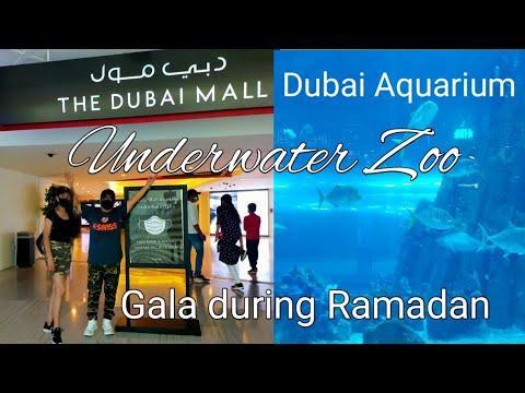 OFW sa DUBAI   GALA SA DUBAI MALL   DUBAI AQUARIUM   PART 1   sallyson vlog