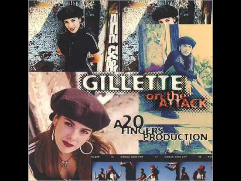 GILLETTE - move too fast
