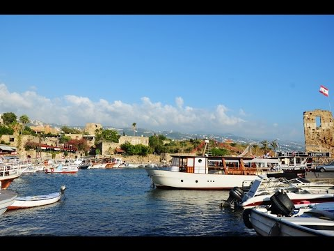 Lebanon: Byblos | Lady of Lebanon | Beirut | Raouche | Faraya | Jounieh