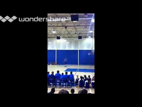 Santa Margarita Catholic High School - Slam Dunk Competition 2013