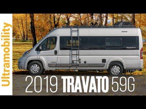 2019 Winnebago Travato 59G Review | Short Class B RV Camper Van