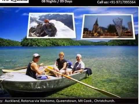 Cheap New Zealand Tour Packages