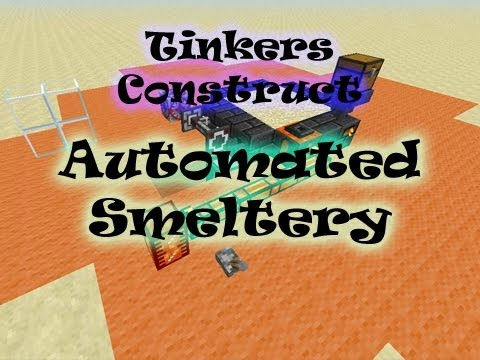 tinkers construct how to make tools