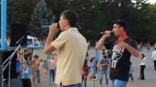 SiVi К. Л. А. Н - Фестиваль фарб Холлі р. Моздок 2015 Live