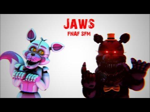 [FNAF/SFM] Jaws - Sayonara Maxwell Remix