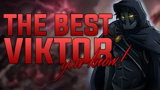 THE BEST VIKTOR YOU KNOW! - LICH BANE VIKTOR FAKER BUILD - League of Legends