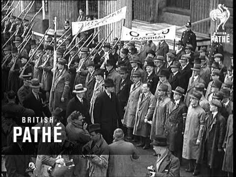 Easter Week Demonstrations (1935)