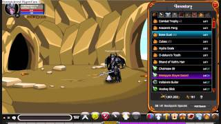 AQWorlds Bone Dust bug