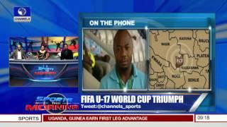 Football Has Gone Beyond Talent Alone -- Coach Amuneke 13/11/15