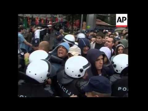 Bosnia / Serbia - Radovan Karadzic Arrested