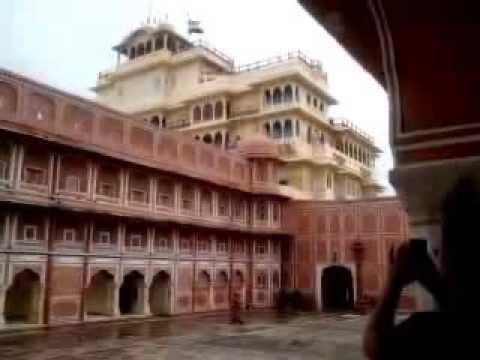 WONDERFUL  CITY PALACE- JAIPUR and outside glimpses -India