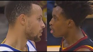 Collin Sexton SHADES Steph Curry  Says He's